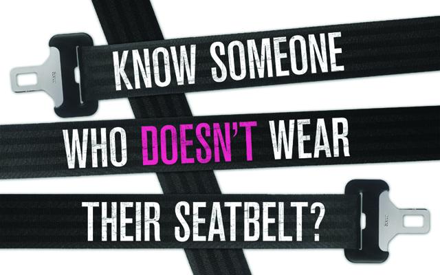 law enforcement begins seat belt campaign fiddlehead focus. Black Bedroom Furniture Sets. Home Design Ideas