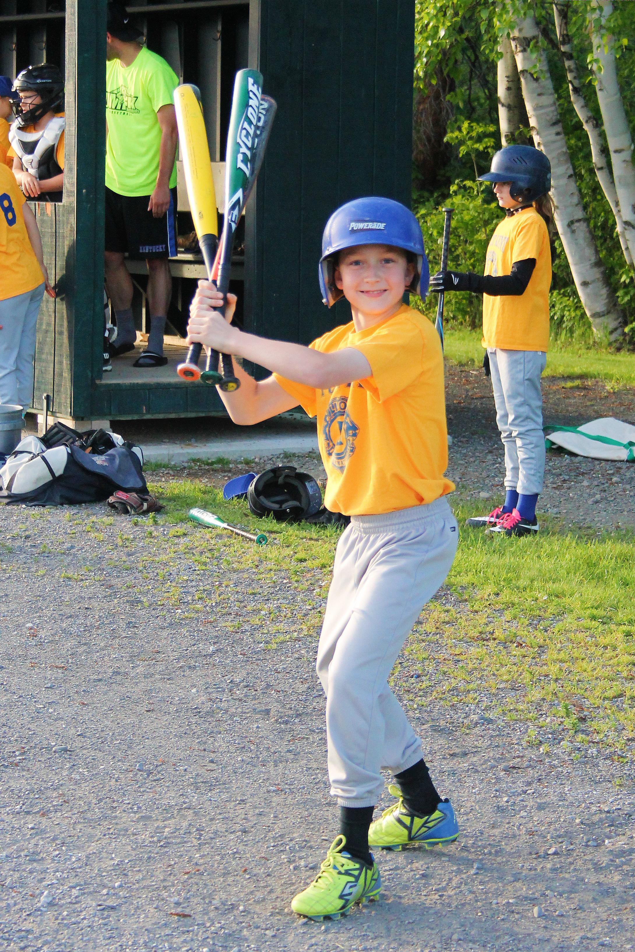 Youth baseball highlights summer sports fun fiddlehead focus for Valley motors fort kent