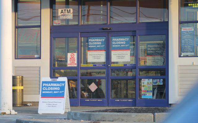 18dd90892a Rite Aid in Van Buren closing doors as prescriptions move to Hebert Rexall  Pharmacy