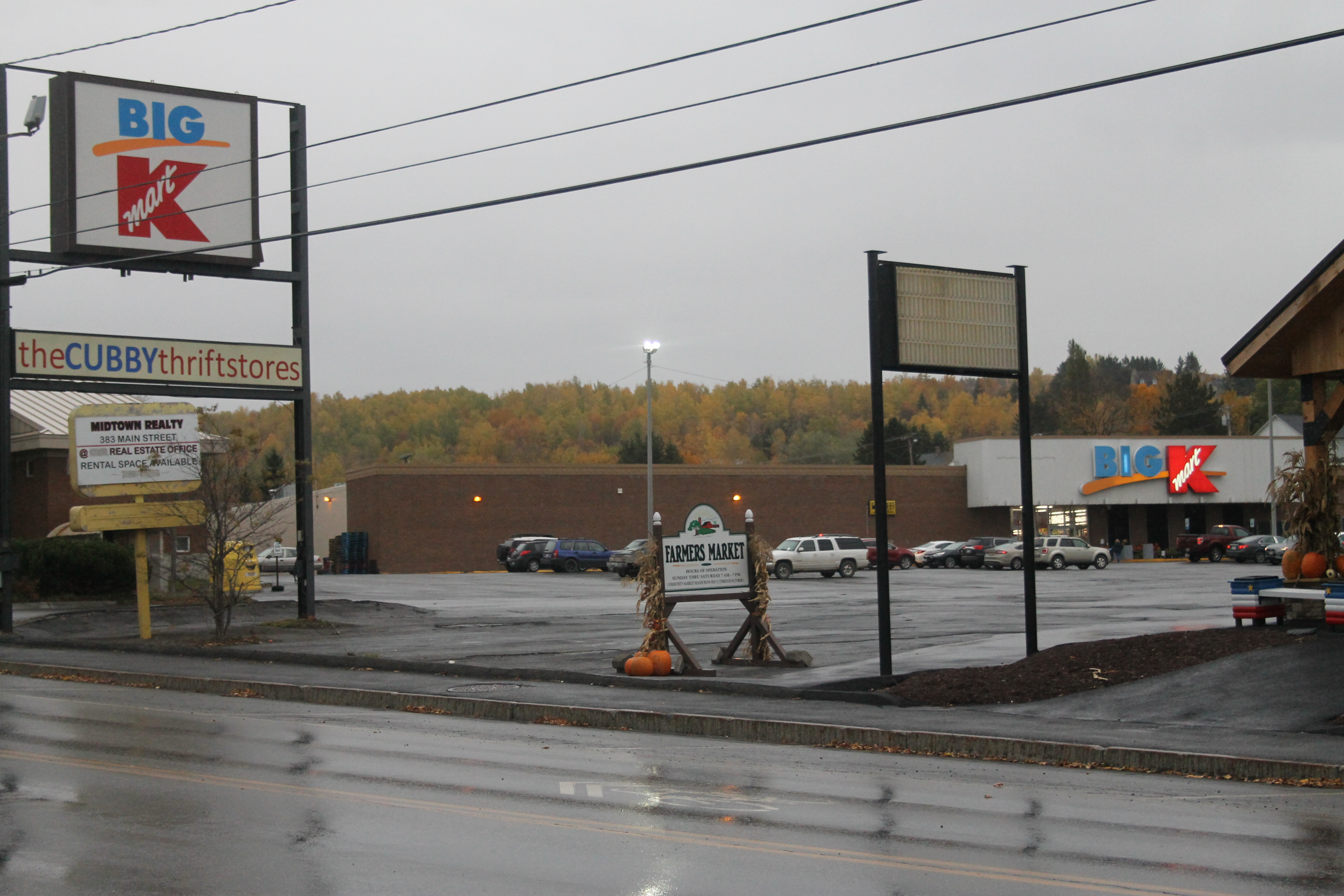 Madawaska Kmart Only Location In Maine Closing Fiddlehead Focus