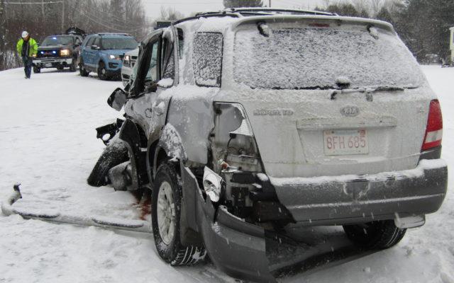 Massachusetts woman dies in Route 1 crash - Fiddlehead Focus