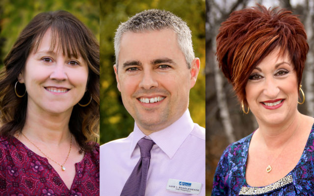 Acadia Federal Credit Union >> Acadia Fcu Reorganization Leads To New Positions Staff Development