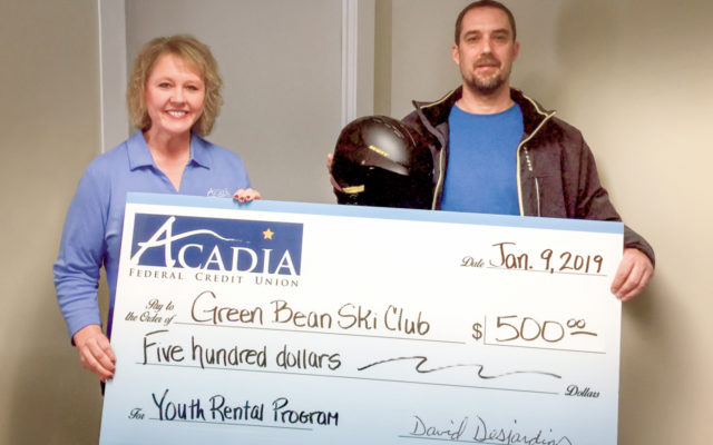 Acadia Federal Credit Union >> Credit Union Helps Protect Youth Skiers Fiddlehead Focus