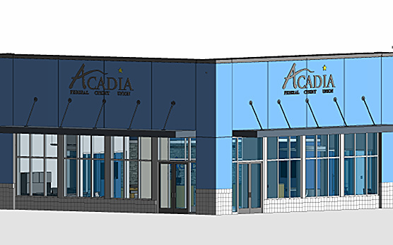 Acadia Federal Credit Union >> Acadia Federal Credit Union Purchases Building For New Bangor Branch