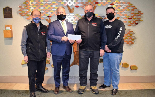 Long Lake Ice Fishing Derby boosts NMMC capital campaign